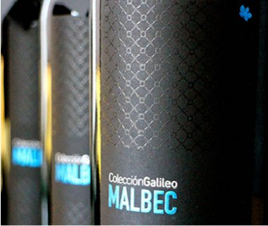 Jengibre - Malbec Galileo Colection